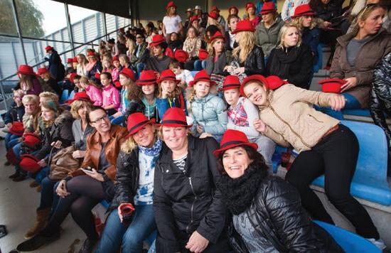 Speciale Ladies Day rond Excelsior – SC Heerenveen