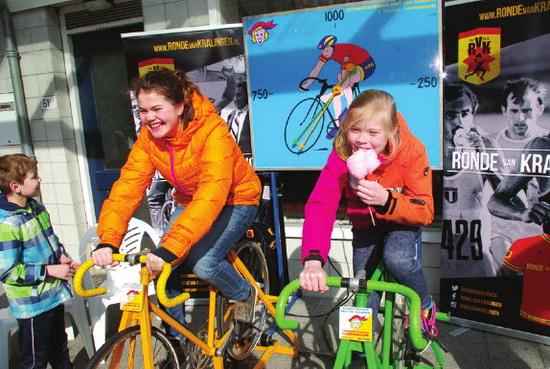 Oefenen voor de Ronde van Kralingen?