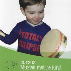 Nieuw in Kralingen: cursus 'Muziek met je kind'
