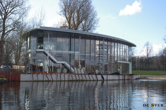 The Boathouse Kralingen is een feit