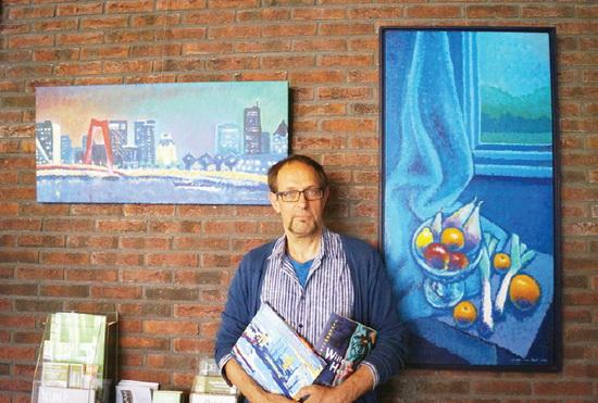 Expositie Willem van Hest in Trompenburg
