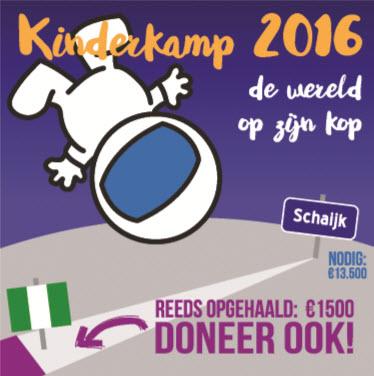 Jubileumjaar Kinderkamp Kralingen-Crooswijk