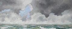 Expositie 'La Mer' in Galerie Aelbrecht