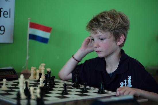 Kralings jeugdschaakteam naar Nederlands Kampioenschap