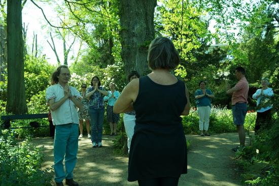 Lentefeest in de botanische tuin kralingen de ster online for De tuin kralingen