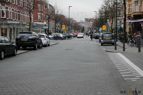 Behoud de Lusthofstraat voor Kralingen