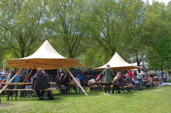 Rrrollend Rotterdam Food & Fun op Oostplein