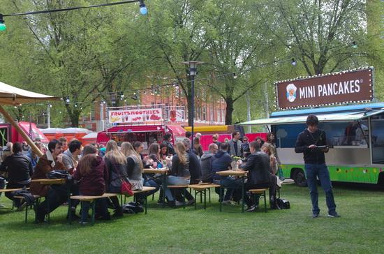 Rrrollend Rotterdam Food en Fun op Oostplein