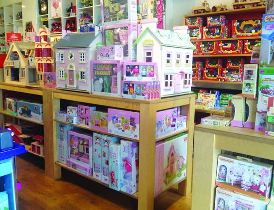 Speelgoedwinkel Carrabas in Kralingen-Crooswijk