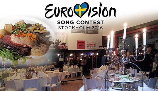 Songfestivalgala en kunstveiling bij Brazzo