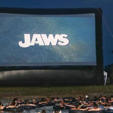 Jaws in de Kralingse Plas uitgesteld naar 2017