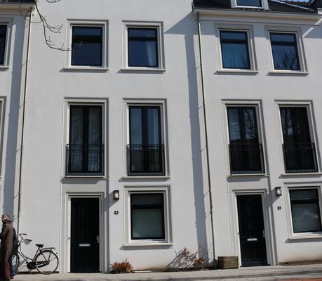 Chique nieuwe woonwijk Nieuw Kralingen