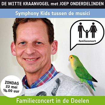 De Witte Kraanvogel – Sinfonia Rotterdam & Joep Onderdelinden