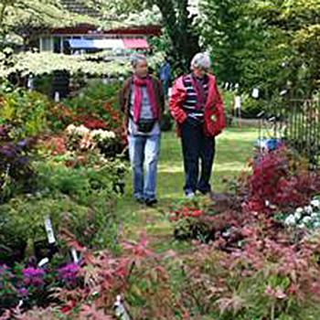 7 en 8 mei Voorjaars-Plantendagen bij Trompenburg