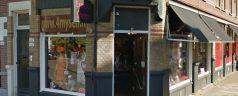 Overval erotische shop Oostzeedijk