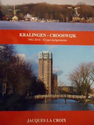 Boek '32 jaar deelgemeente Kralingen-Crooswijk'