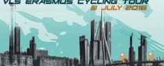 Iedereen kan meedoen aan de VLS Erasmus Cycling Tour!