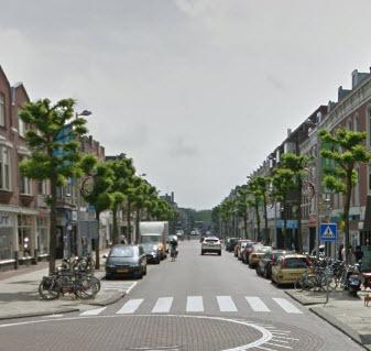 Agenten beledigd en mishandeld op de Zwart Janstraat
