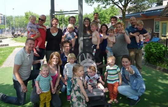 web groepsfoto oudergroep croostwijk