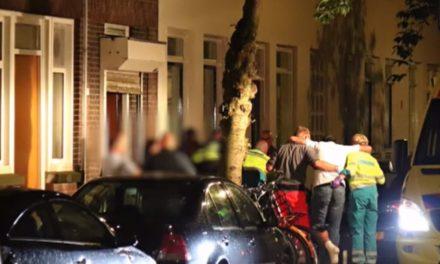Politie zoekt schutter Café Vlietlaan Rotterdam