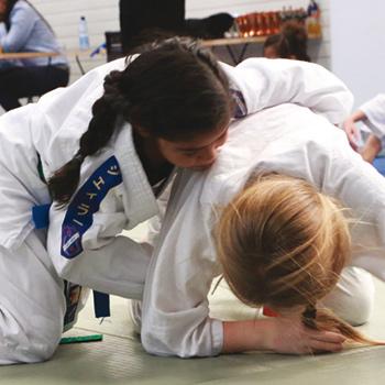 Start nieuwe judogroep bij JAYRA