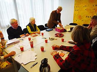 Start nieuwe leesgroep in Rotterdam-Kralingen