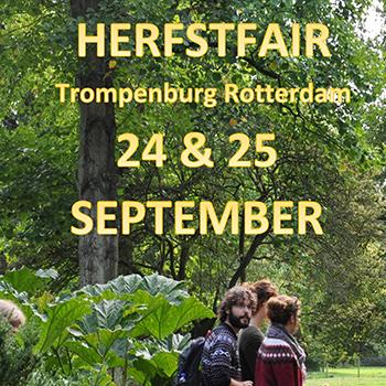 Herfstfair bij Trompenburg Tuinen & Arboretum