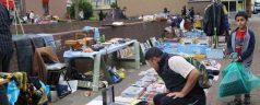 Kleedjesmarkt op de Koeweide