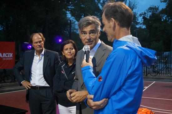 Opening Urban sportvelden Schuttersveld