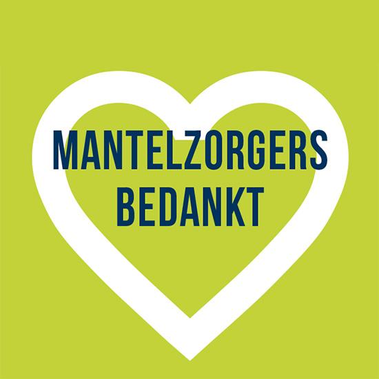 Vrijwilligerswinkel: Mantelzorgers bedankt!