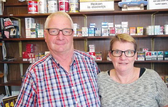 Sigarenhandel Van den Berg gaat sluiten