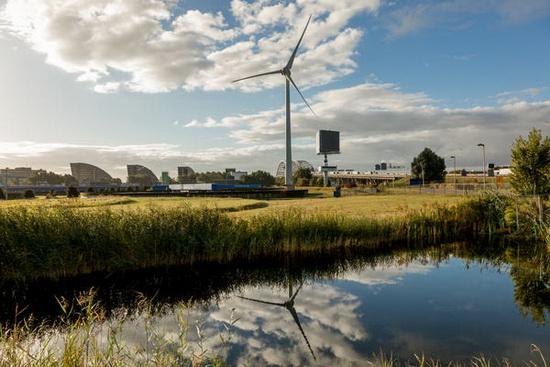 Kom kijken bij windmolen Kralingseveer