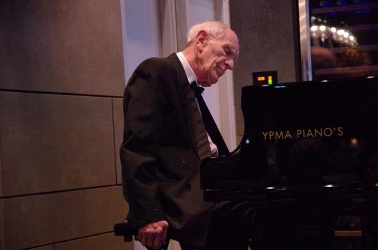 Piet Veenstra speelde voor Dirk Kuyt Foundation