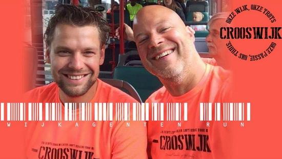 Crooswijkse wijkagenten gaan de strijd aan met runners