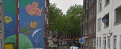 Man doordrenkt met benzine aangehouden in Helenastraat Kralingen