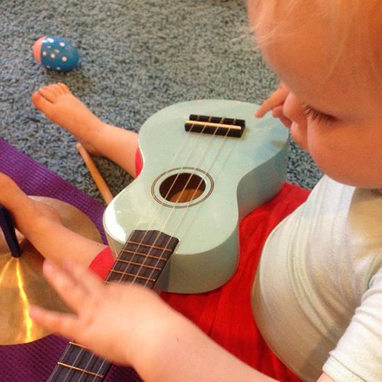 Nieuwe wintercursus 'Muziek met je kind' bij zangschool Suoni