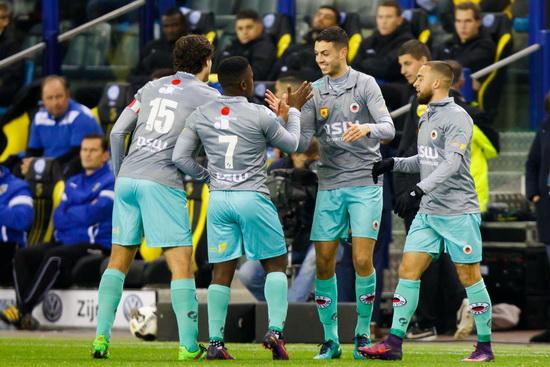 Excelsior Rotterdam speelt aanstaande zaterdag thuis tegen AZ