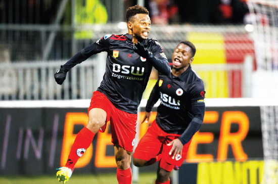 Steun Excelsior Rotterdam in de tweede seizoenshelft