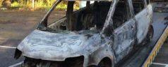 Weer uitgebrande auto ontdekt bij Kralingse Bos