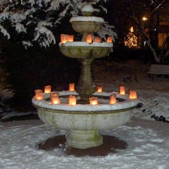Lichtjesavond in de botanische tuin kralingen op 16 for De tuin kralingen