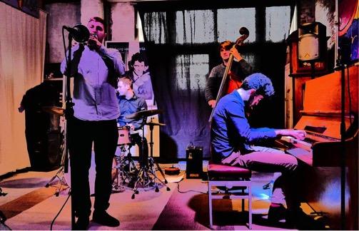 Jazz op zondagmiddag? The Carpenter Quartet in de Esch