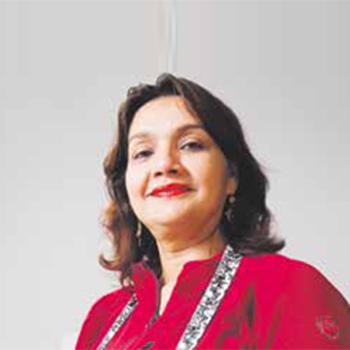 Sharda Tahloe kookt graag voor anderen