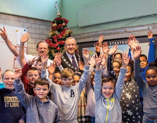 Gratis vuurwerkbril voor Rotterdamse basisschoolkinderen