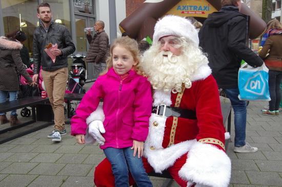 'Beleef Kerst in de Lusthofstraat' overtrof verwachtingen