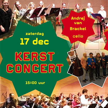 Kerstmatinee met Christmas Carols in Pro Rege