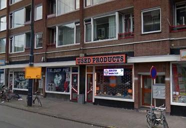 Gewapende overval op winkel in Jonker Fransstraat