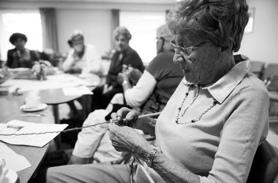 Granny's Finest Handwerkclubs Kralingen-Crooswijk