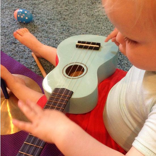 Start herfstcursus 'Muziek met je kind' bij Zangschool Suoni