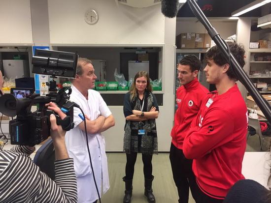 Excelsior – FC Twente geheel in het teken van Stichting Support Casper
