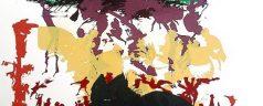 Zeefdrukken van Pim van Halem in 'De Steek'